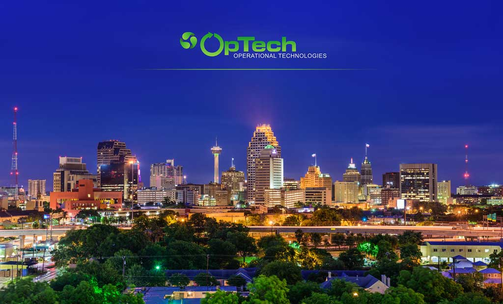 San Antonio FTZ Order Fulfillment Center - OpTech